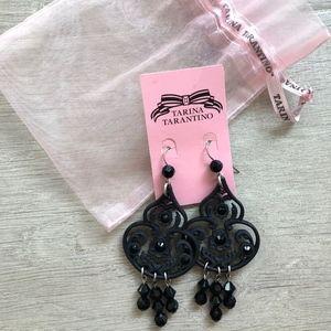 Tarina Tarantino Jewelry - Tarina Tarantino Chandelier Palace Earrings